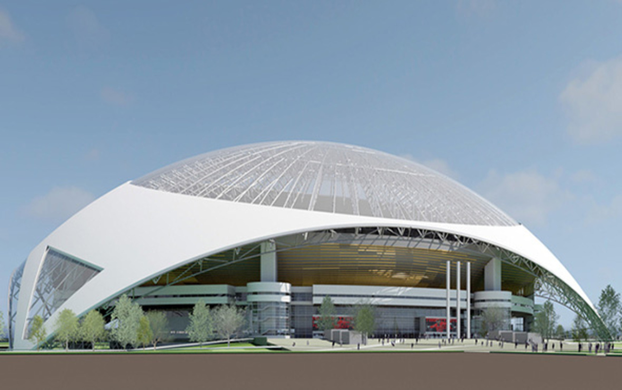 Cricket stadium toronto