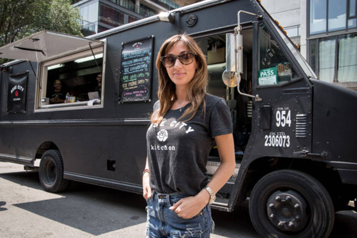 Food truck to open downtown coffee shop and juice bar for Food truck juice bar