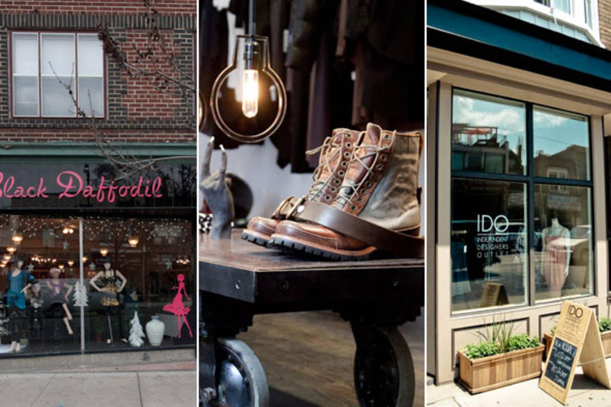 Toronto Fashion Stores