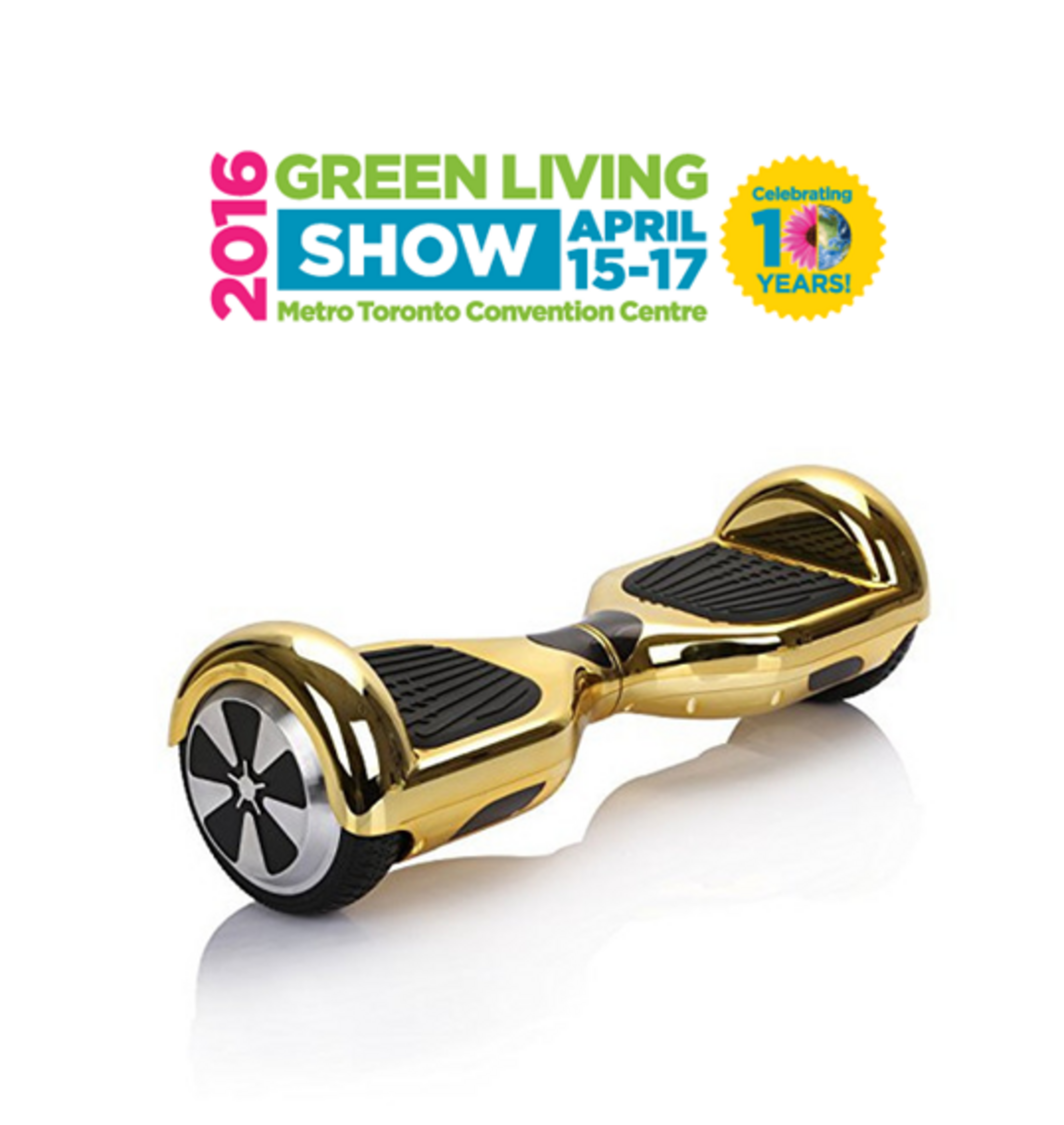 Win A Glydee Hoverboard And Tickets To The Green Living