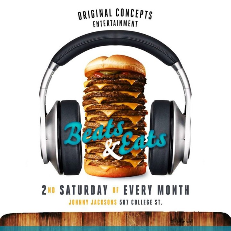 2nd Saturday Poets 2: BEATS & EATS 2nd Saturdays Of The Month JOHNNY JACKSON'S