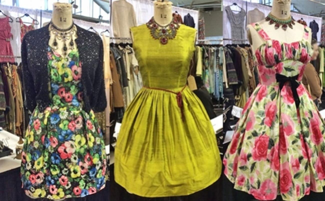 toronto vintage clothing show