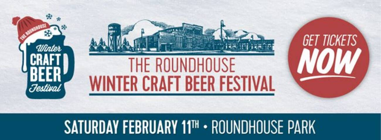 The Roundhouse Craft Beer Festival