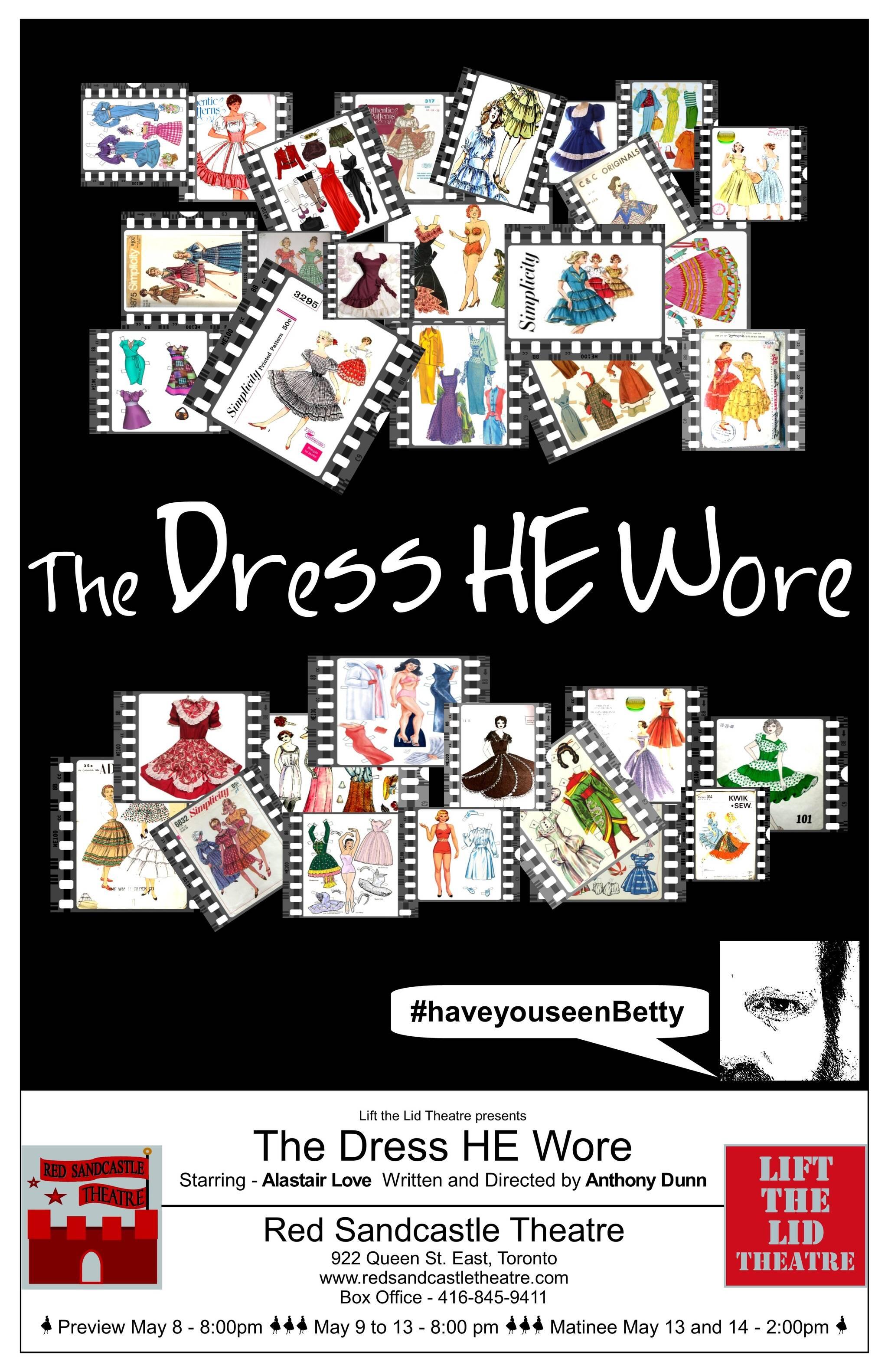 The dress he wore toronto - The Dress He Wore Toronto 0