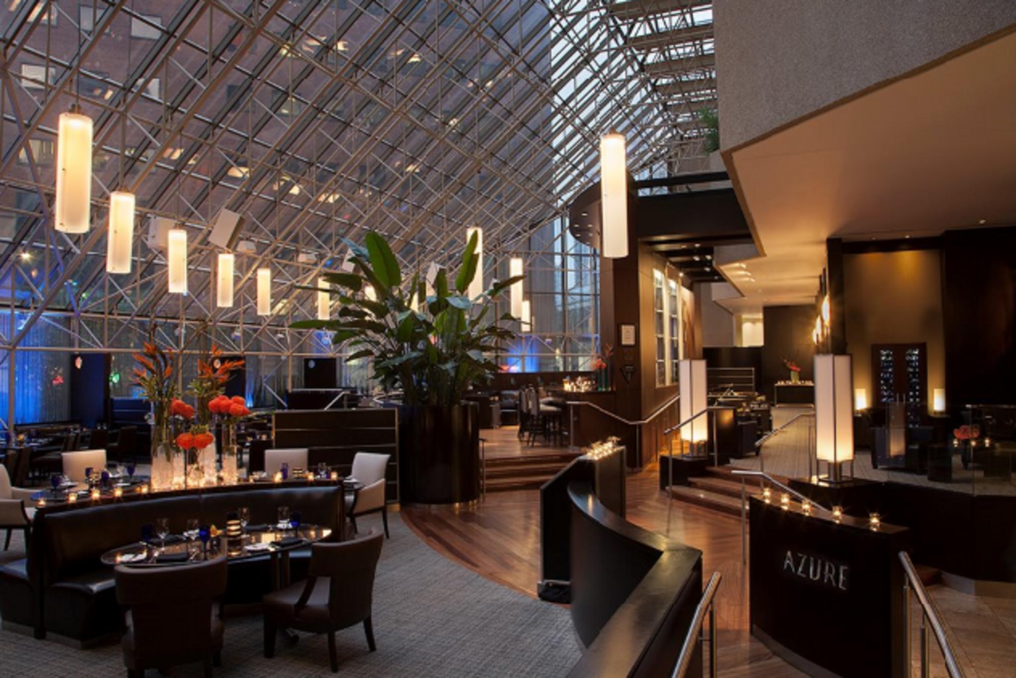 Azure Restaurant Bar Toronto On