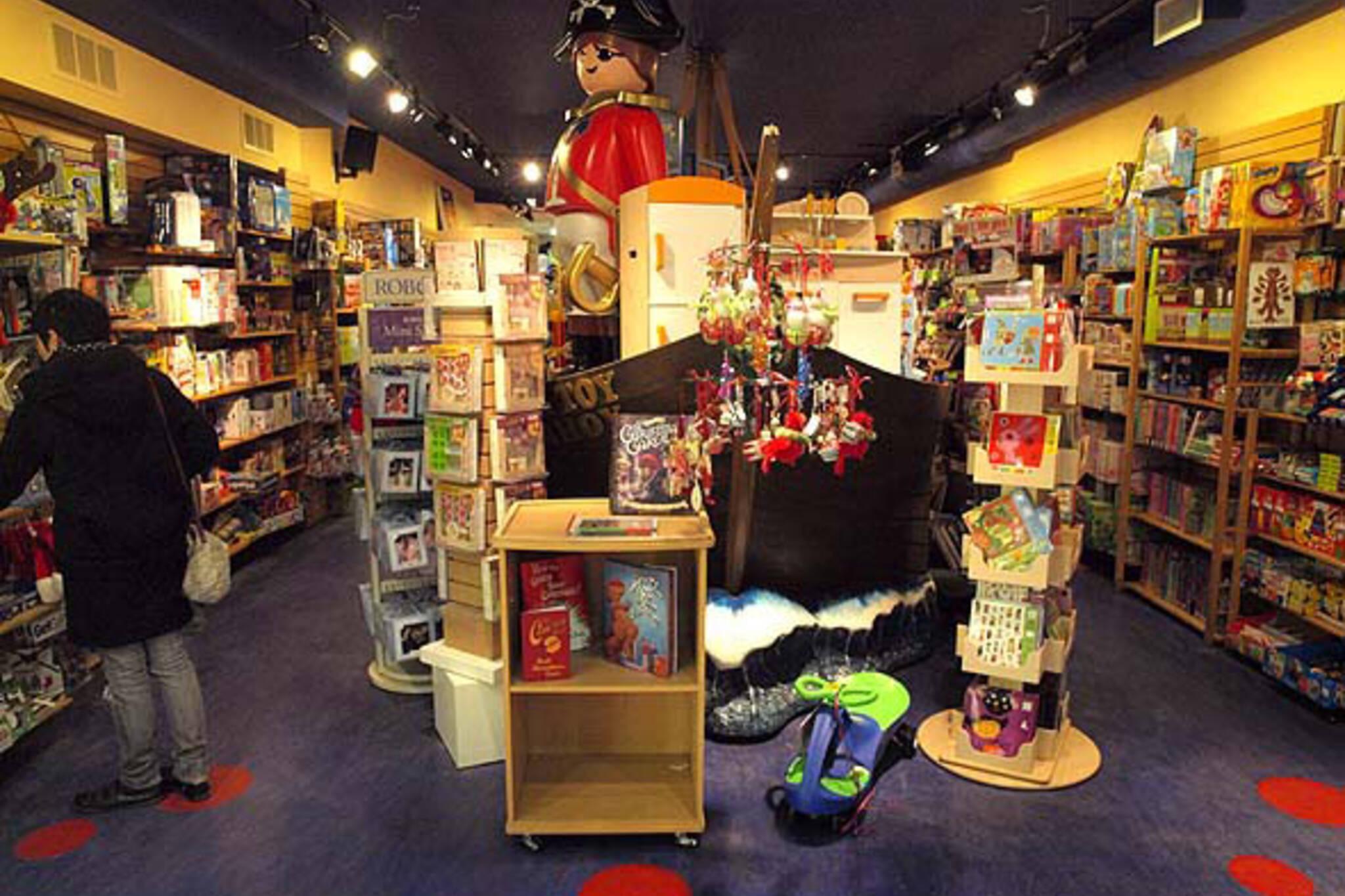 Toys And Treasures : Treasure island toys to toronto