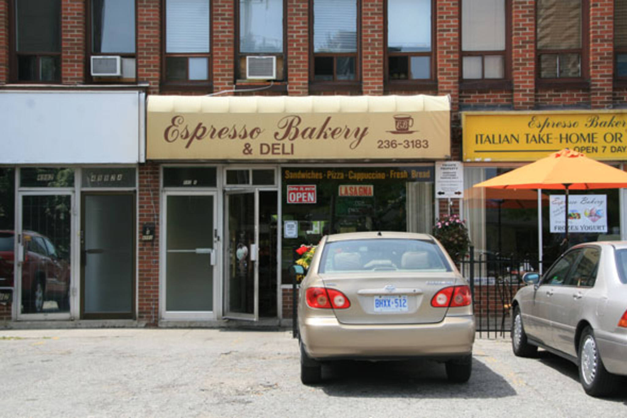 Espresso Bakery