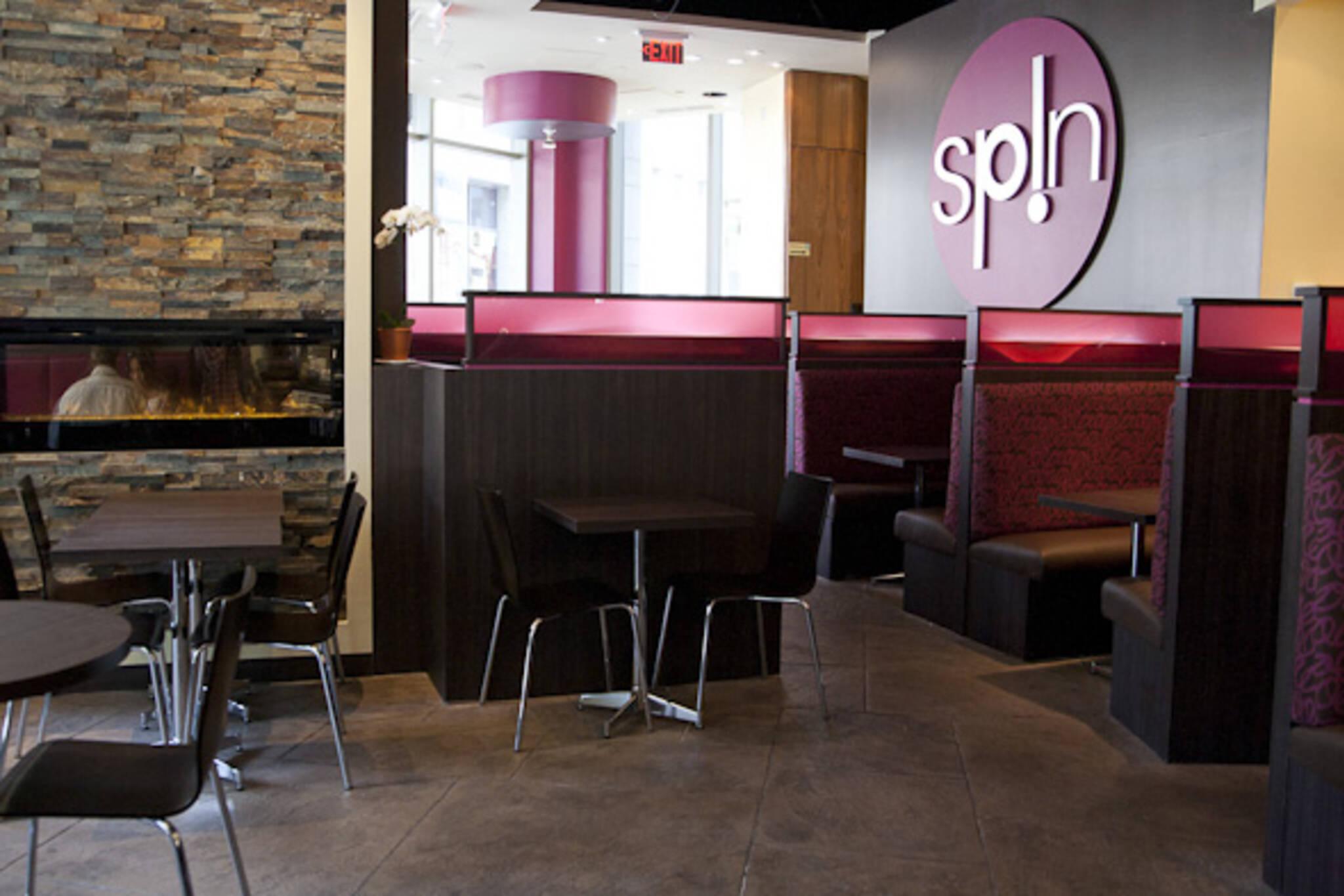 Spin Dessert Cafe