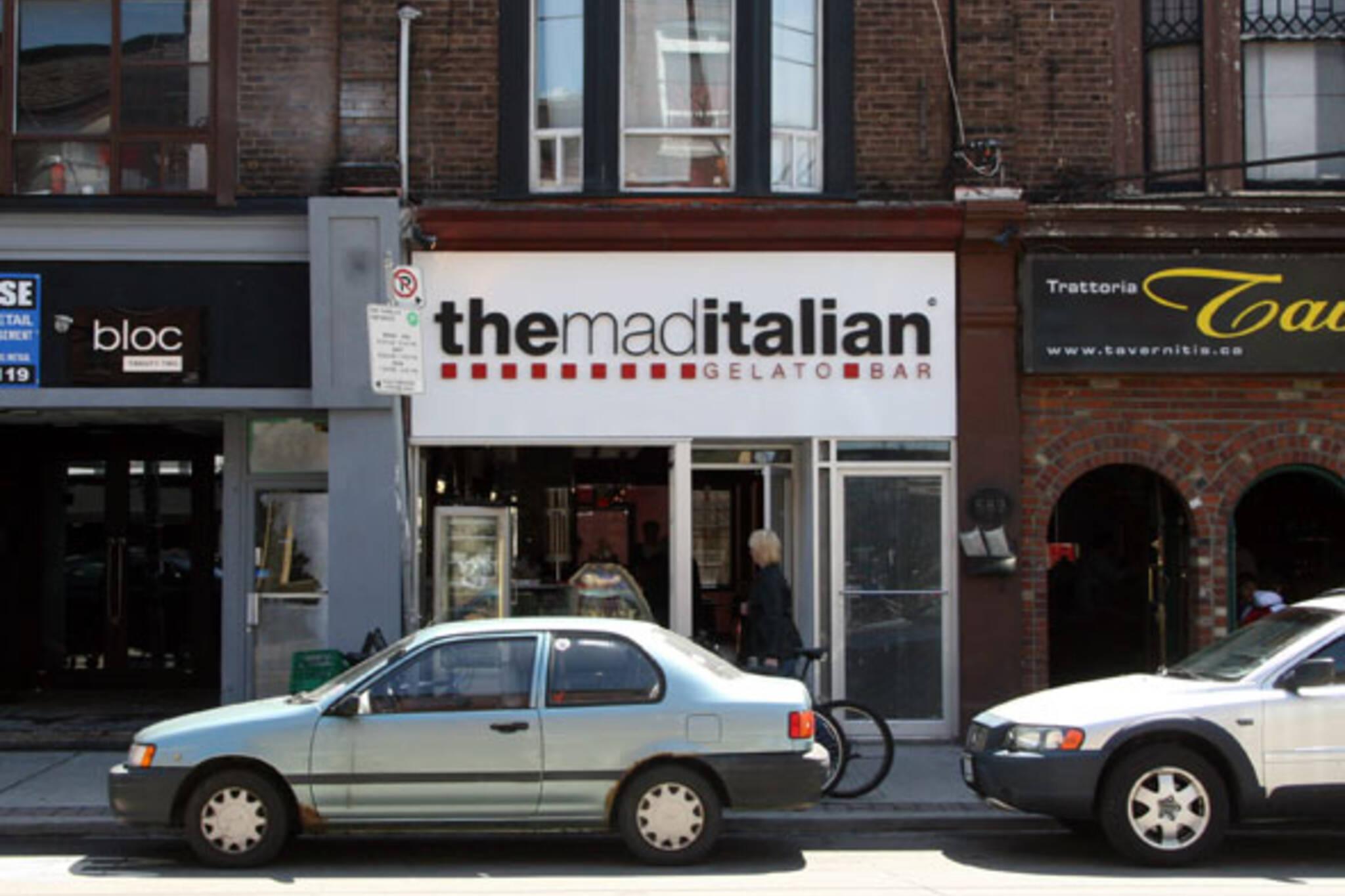 Mad Italian Gelato Bar