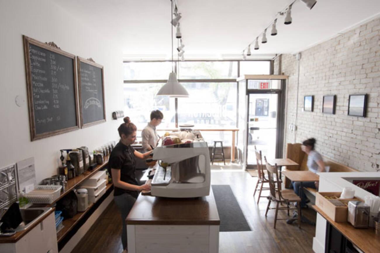 The Brockton Haunt Blogto Toronto