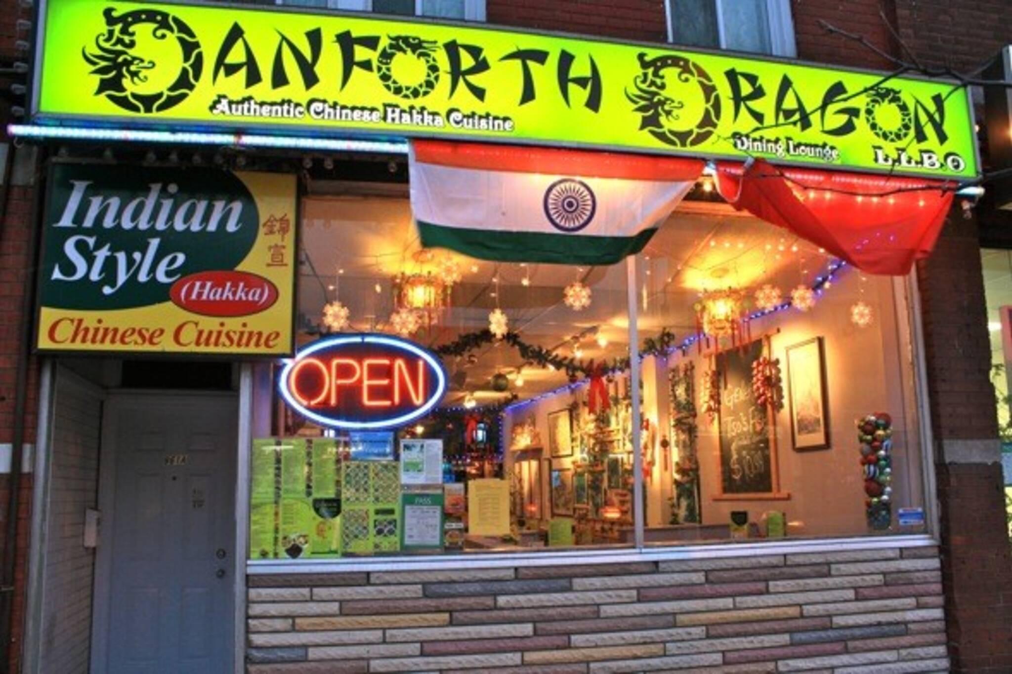 Danforth Dragon