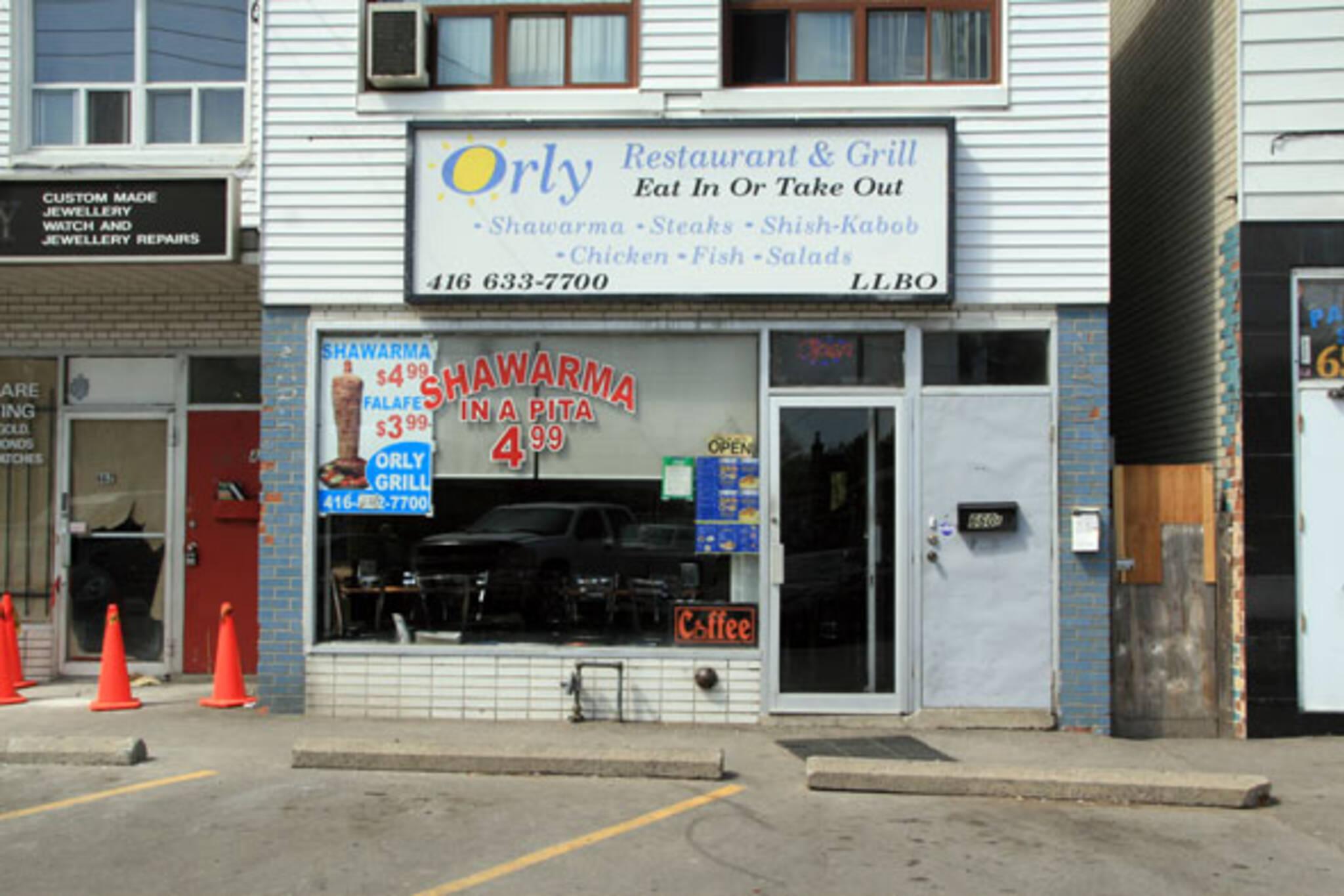 Orly Toronto