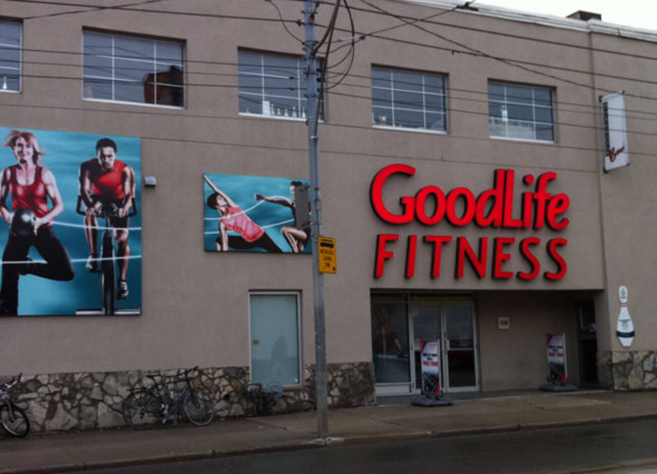 Goodlife Fitness Toronto Blogto Toronto