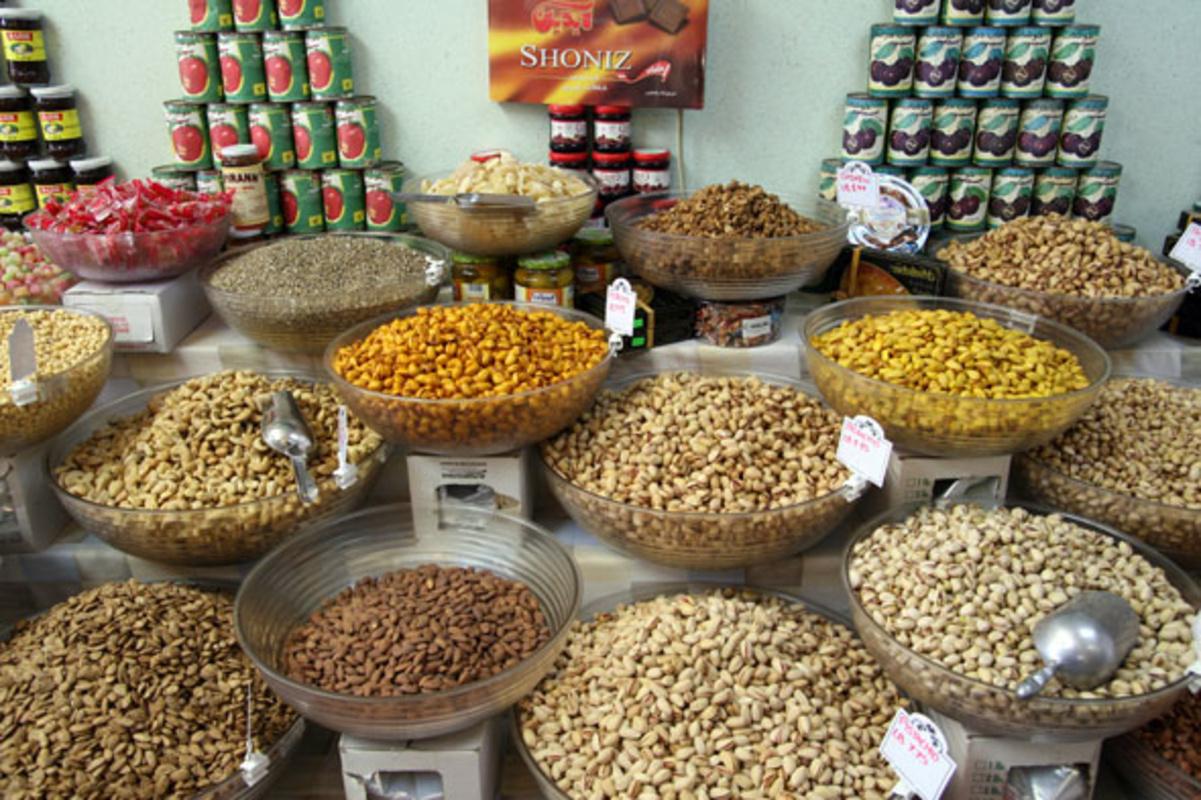 Ladan Nuts