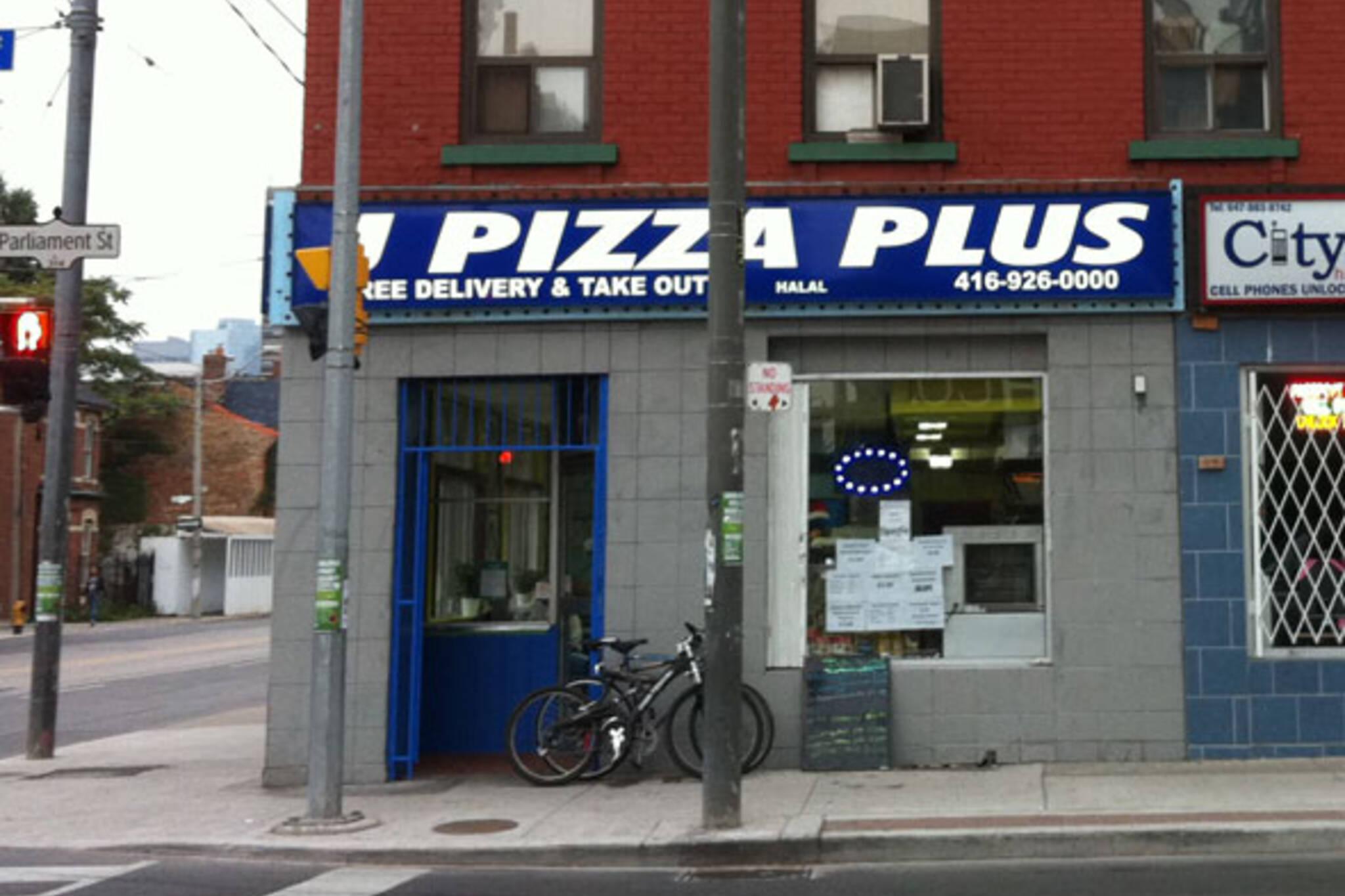 J Pizza Plus
