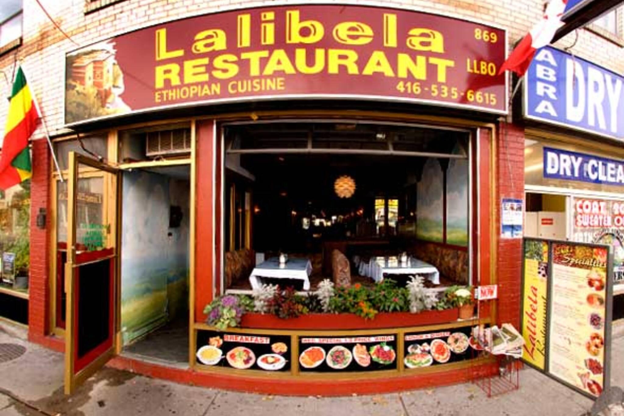 Lalibela Ethiopian Restaurant Toronto Ossington