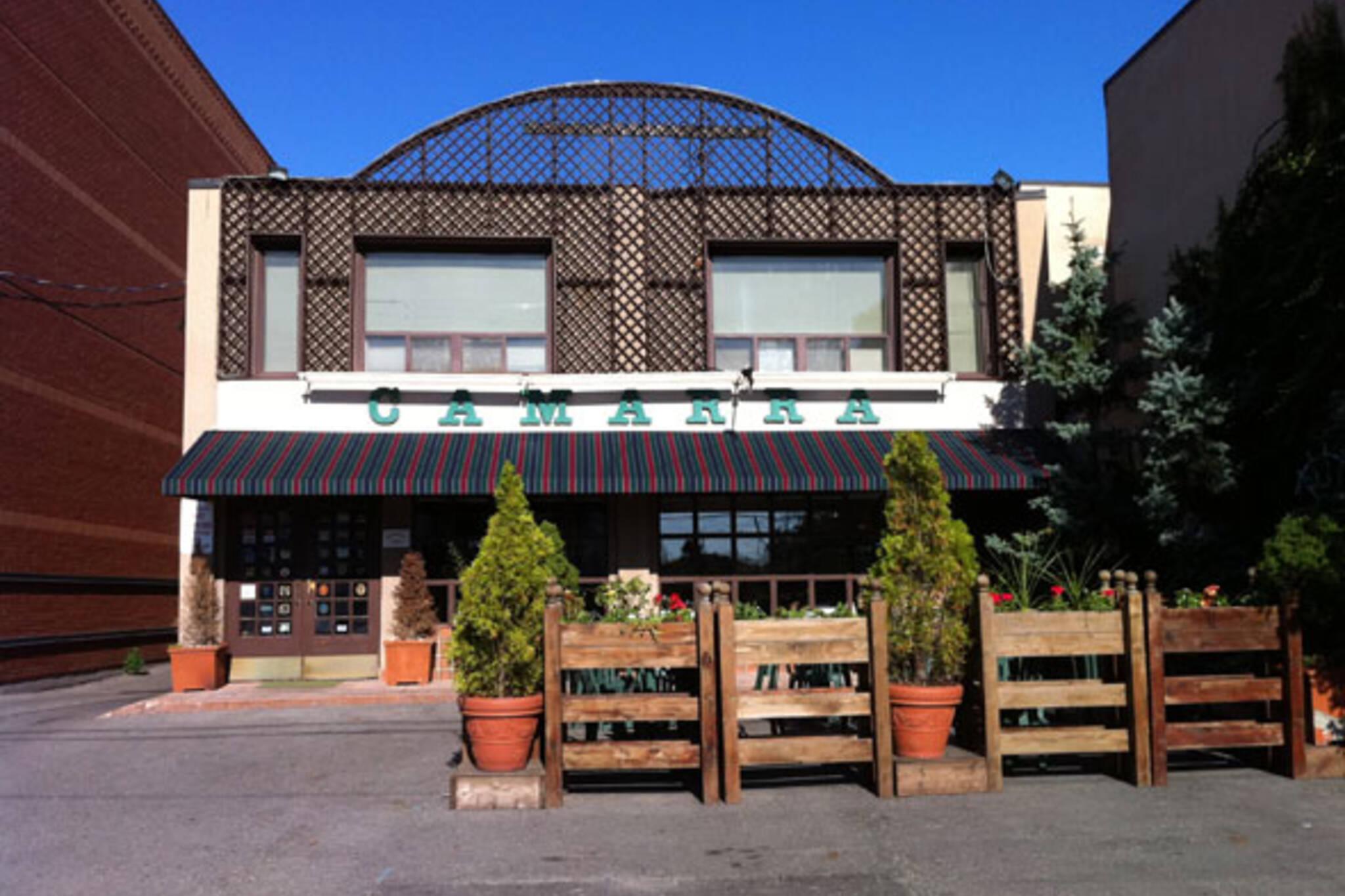 Camarra Pizza Toronto