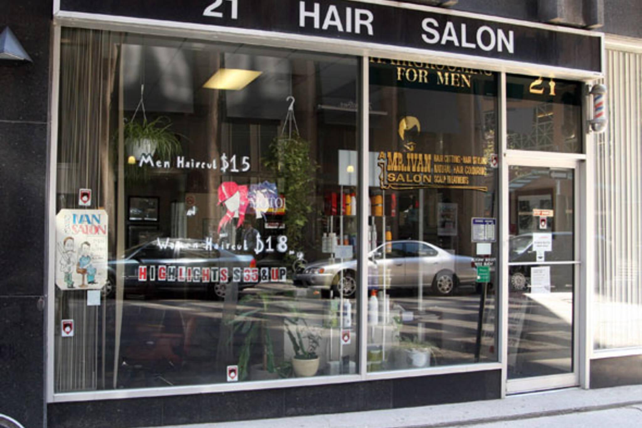 Mr. Ivan Hair Salon