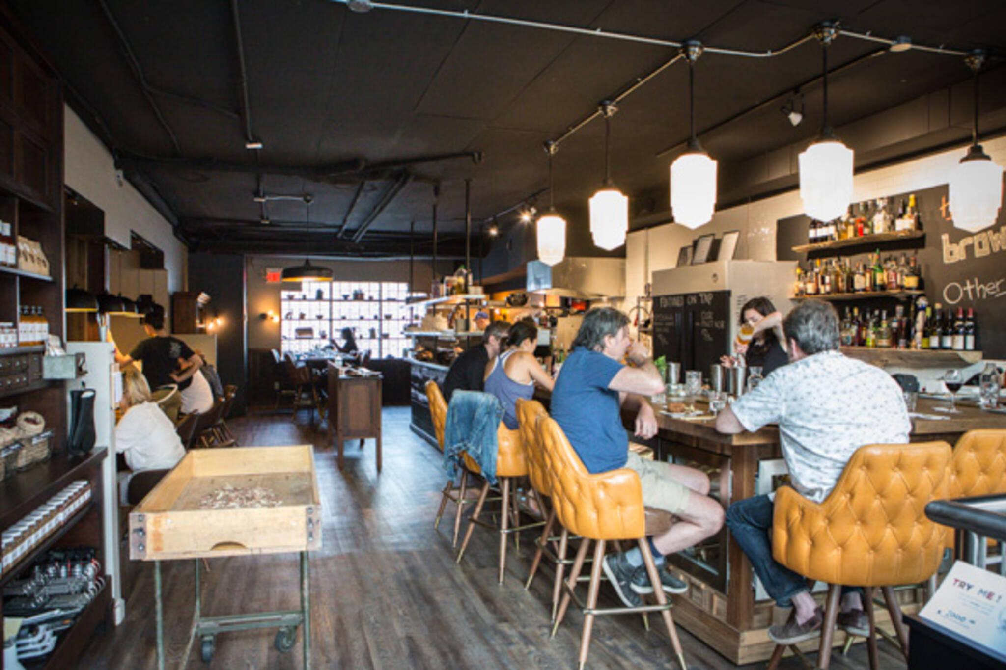 Barque Butcher Bar Toronto
