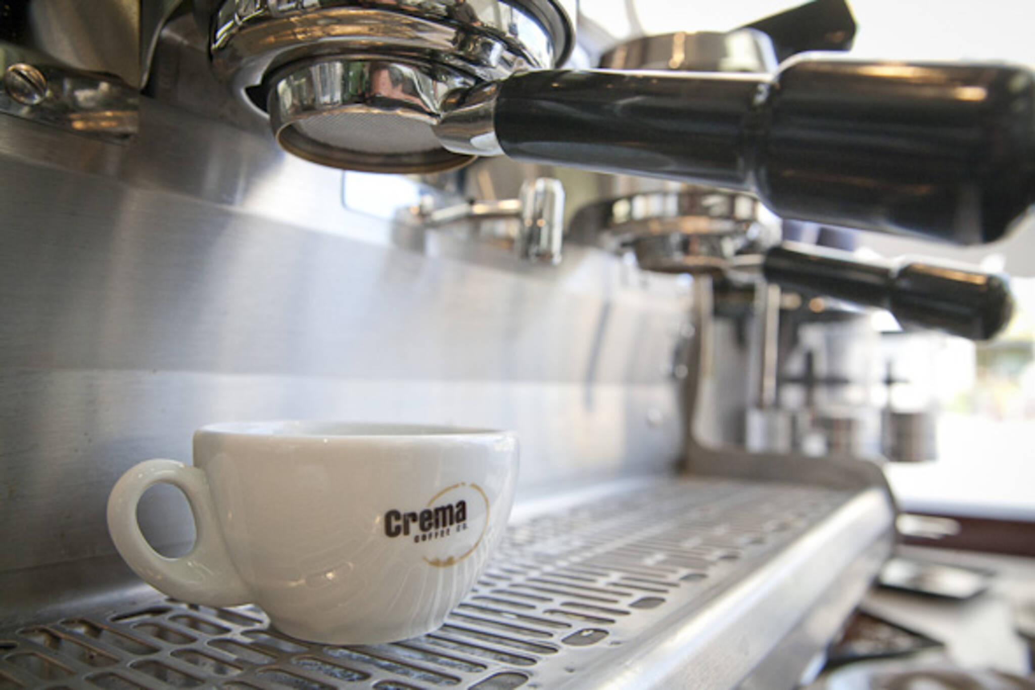 Crema Coffee Spadina