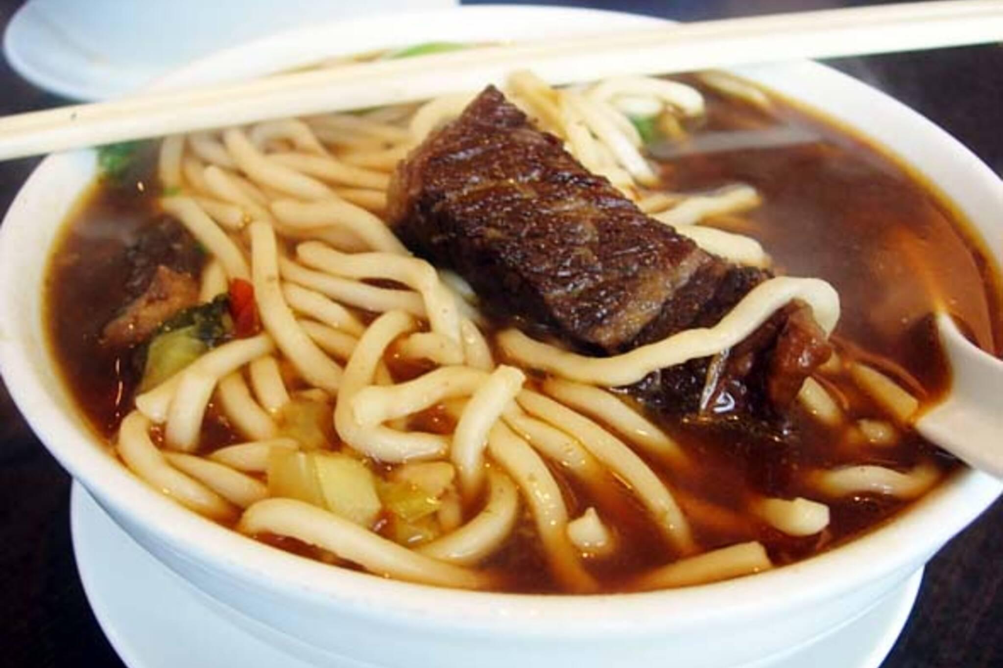 Asian Legend beef noodles