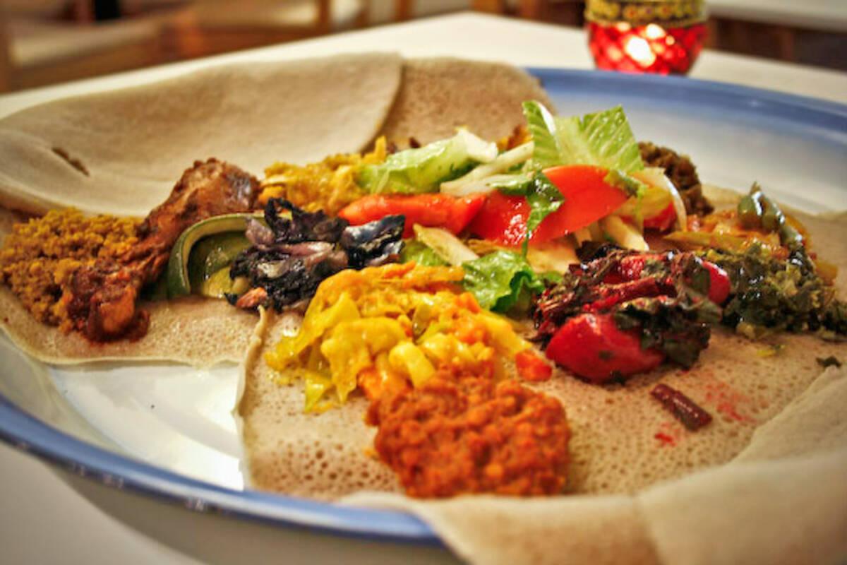 Ethiopian Food Toronto Queen Street
