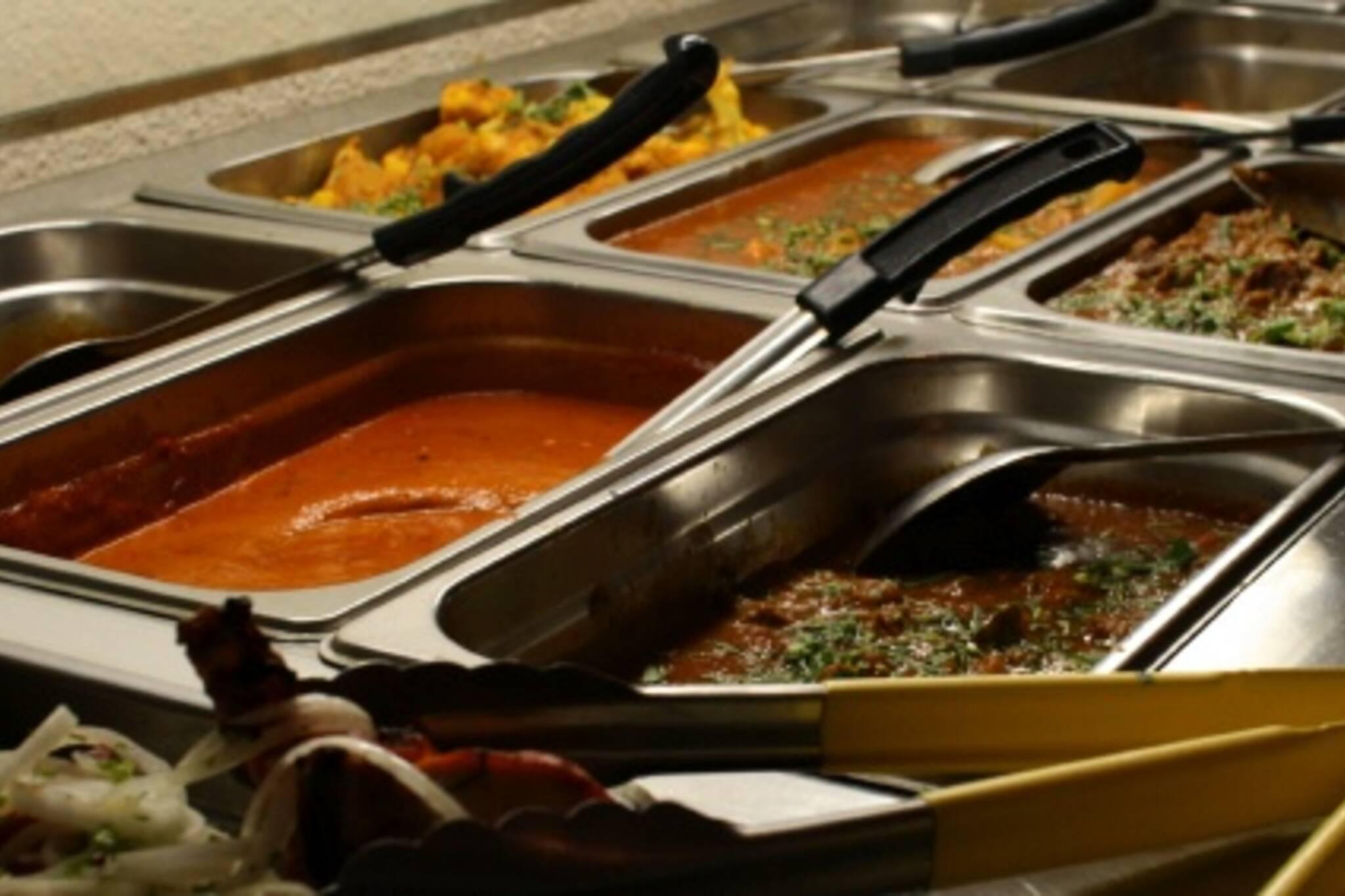 Agra buffet
