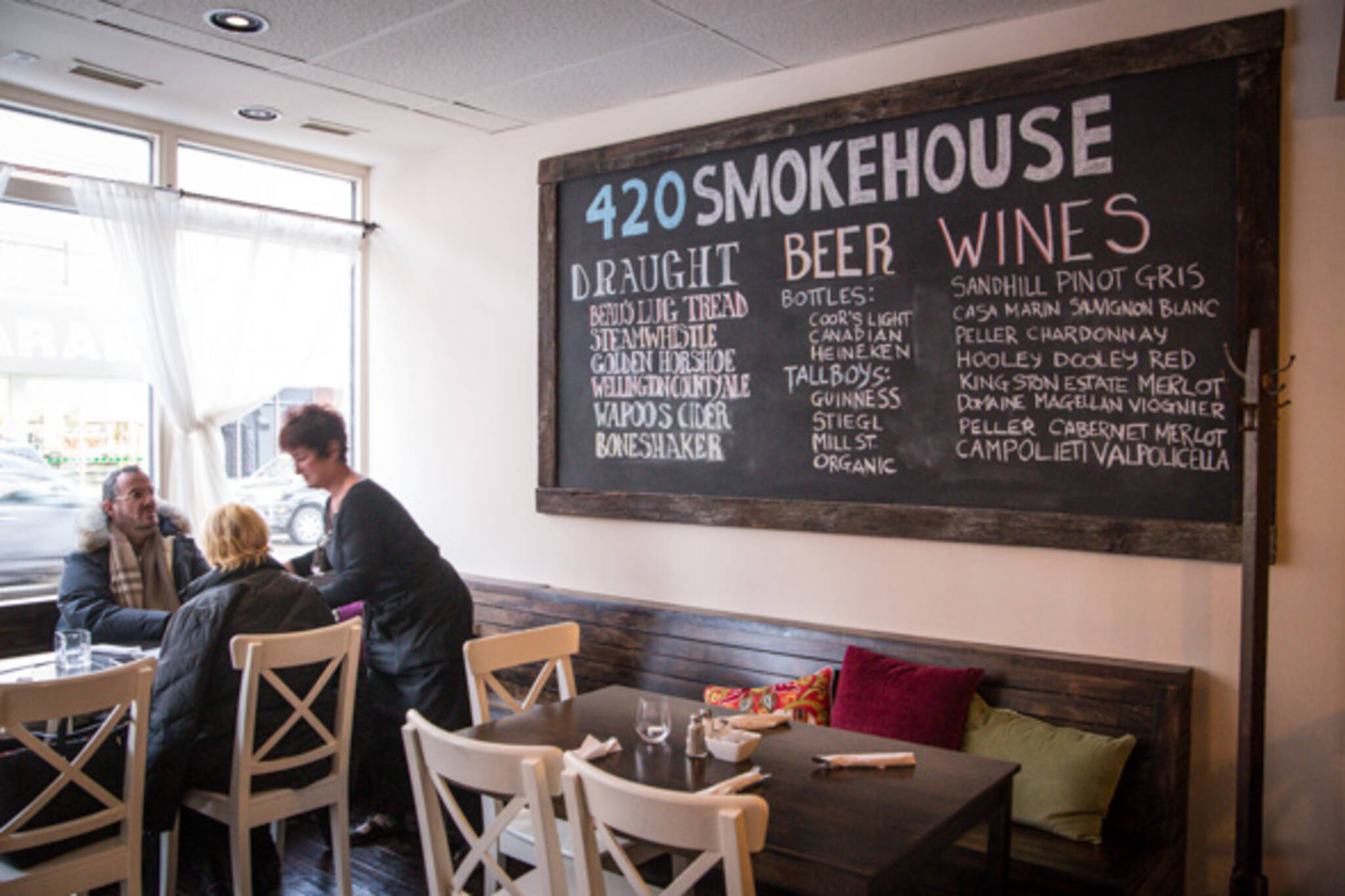 420 Smokehouse Toronto
