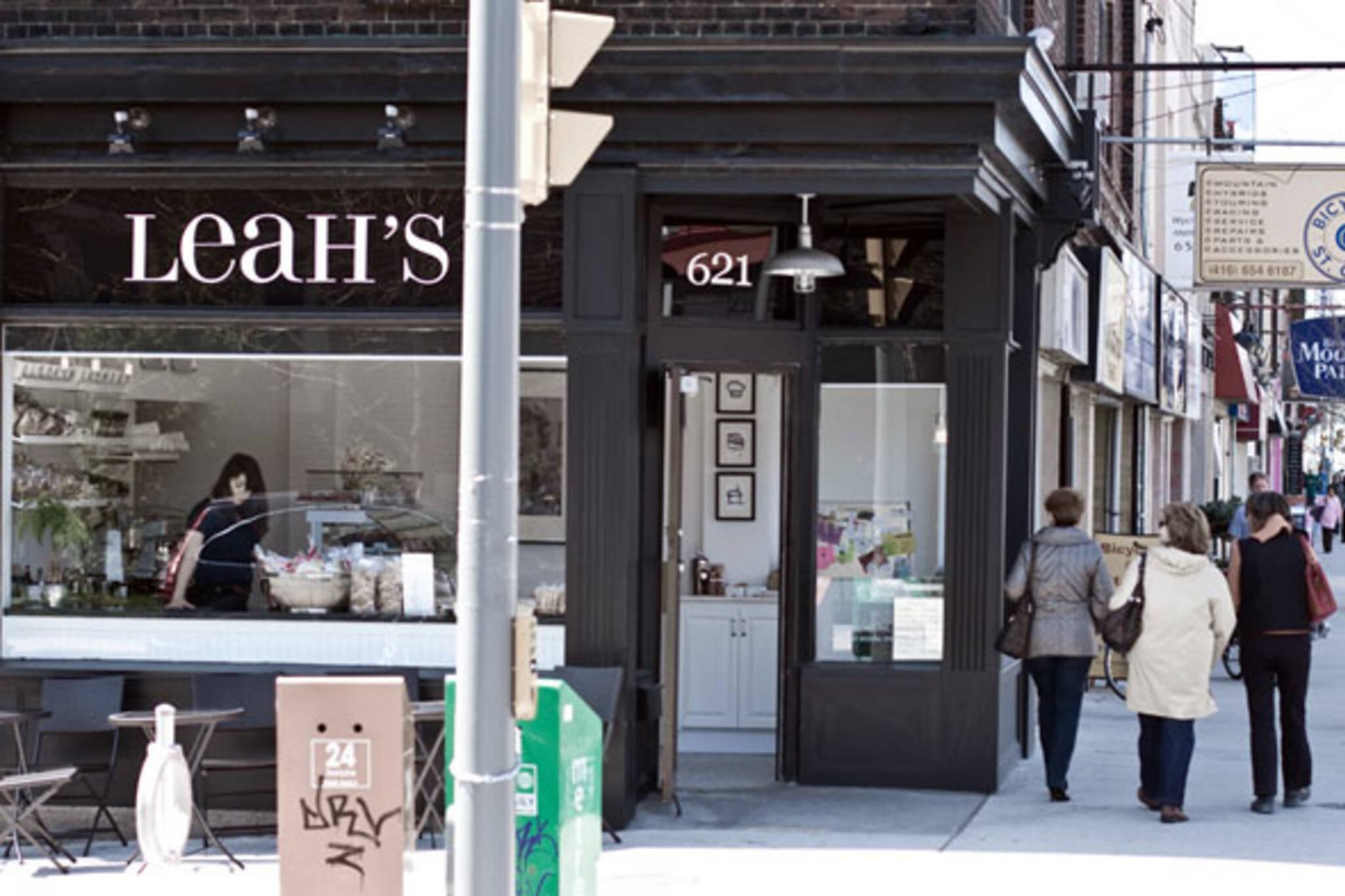Leah's Toronto