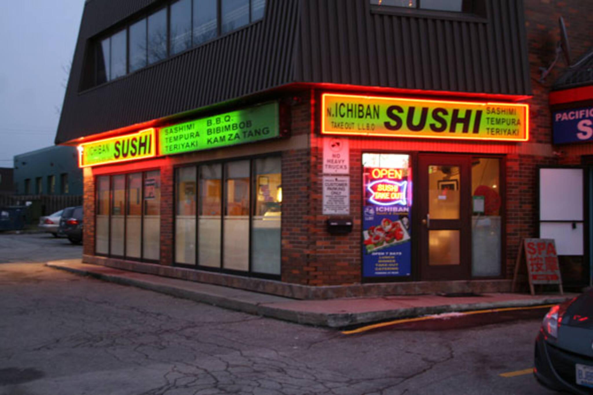 N. Ichiban Sushi