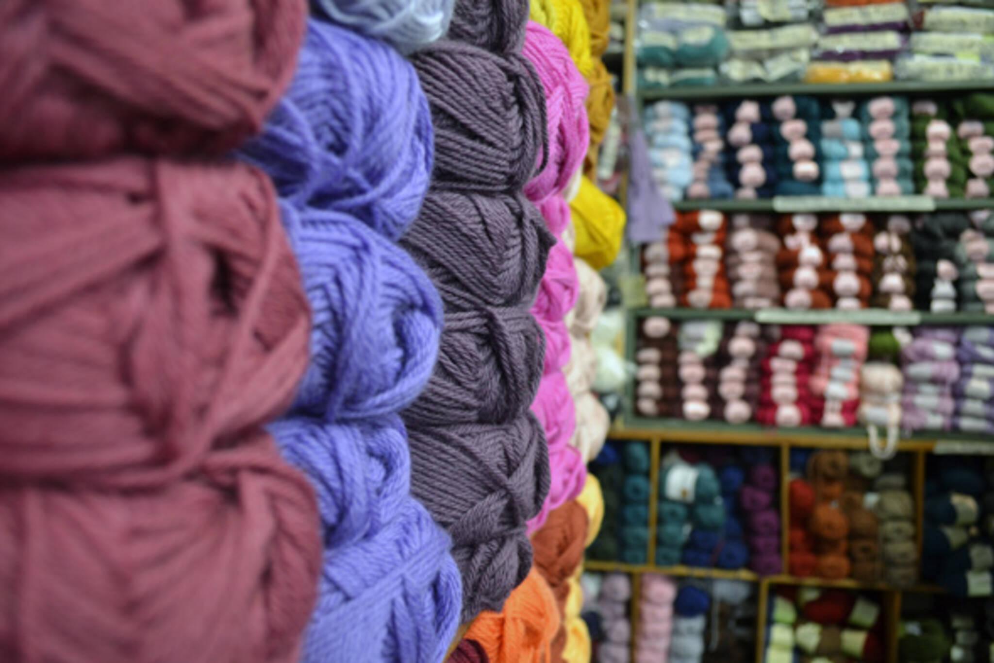 Romni Wools Toronto