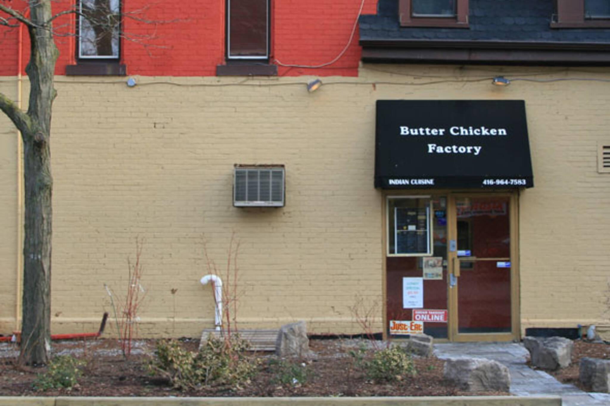 The Butter Chicken Factory