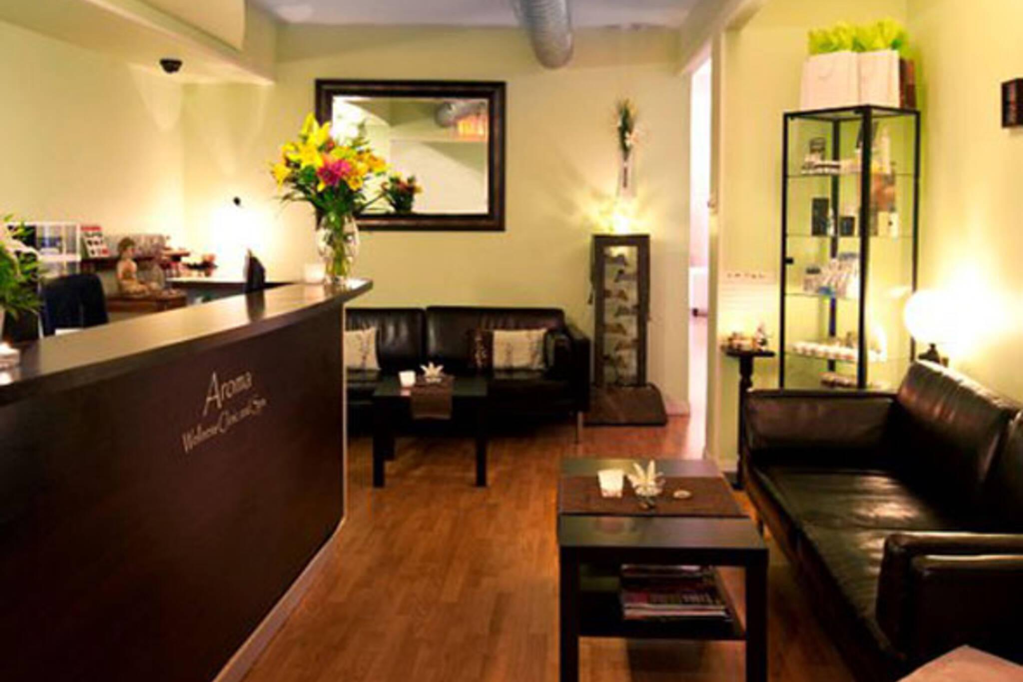 aroma wellness centre and spa