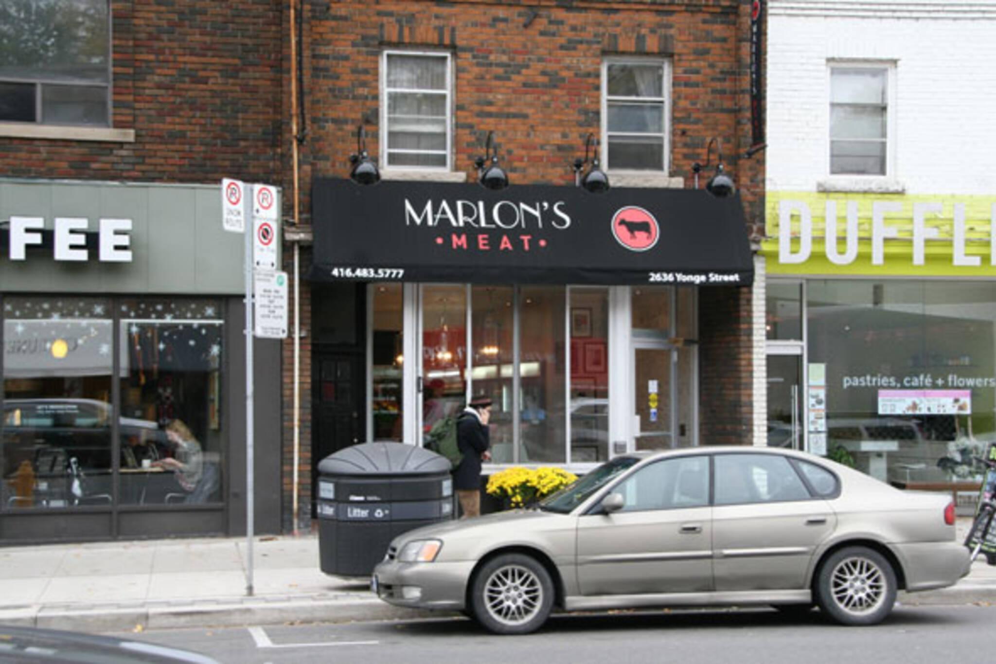Marlons Meats Toronto