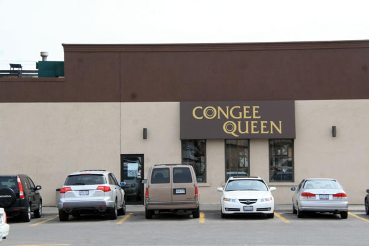 Congee Queen Steeles Toronto