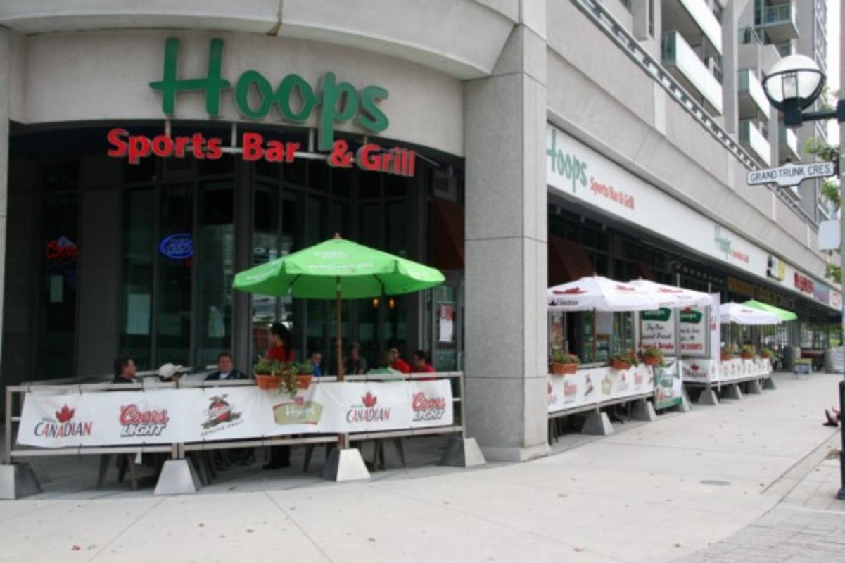 Hoops Sports Bar Toronto