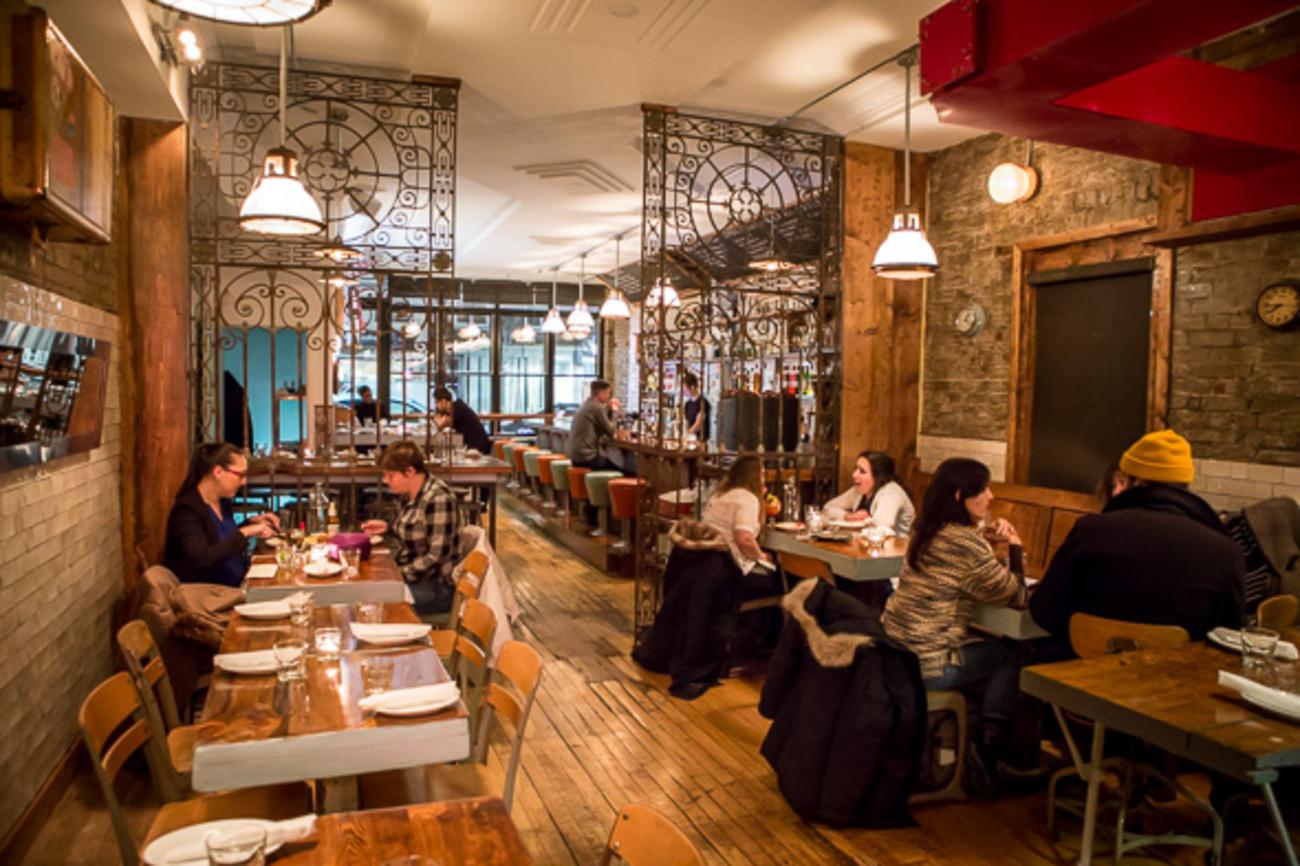 Cafeteria Blogto Toronto