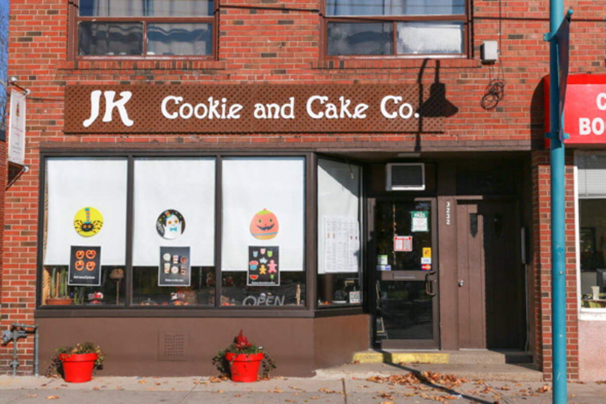 Jk Cookie And Cake Co
