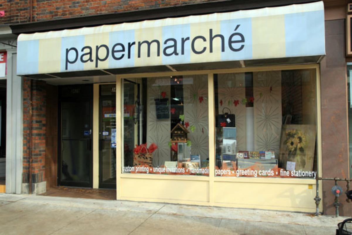 Paper Marche Toronto