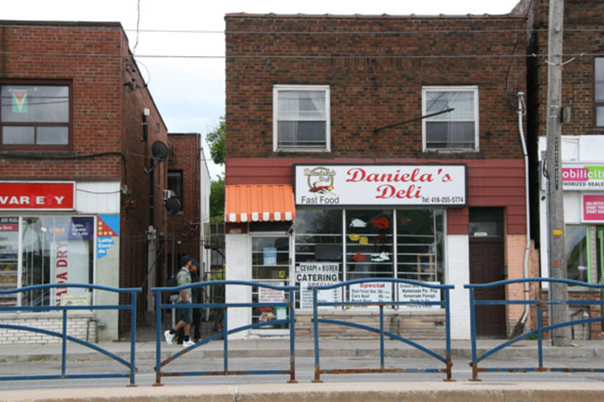 Daniela's Deli Toronto