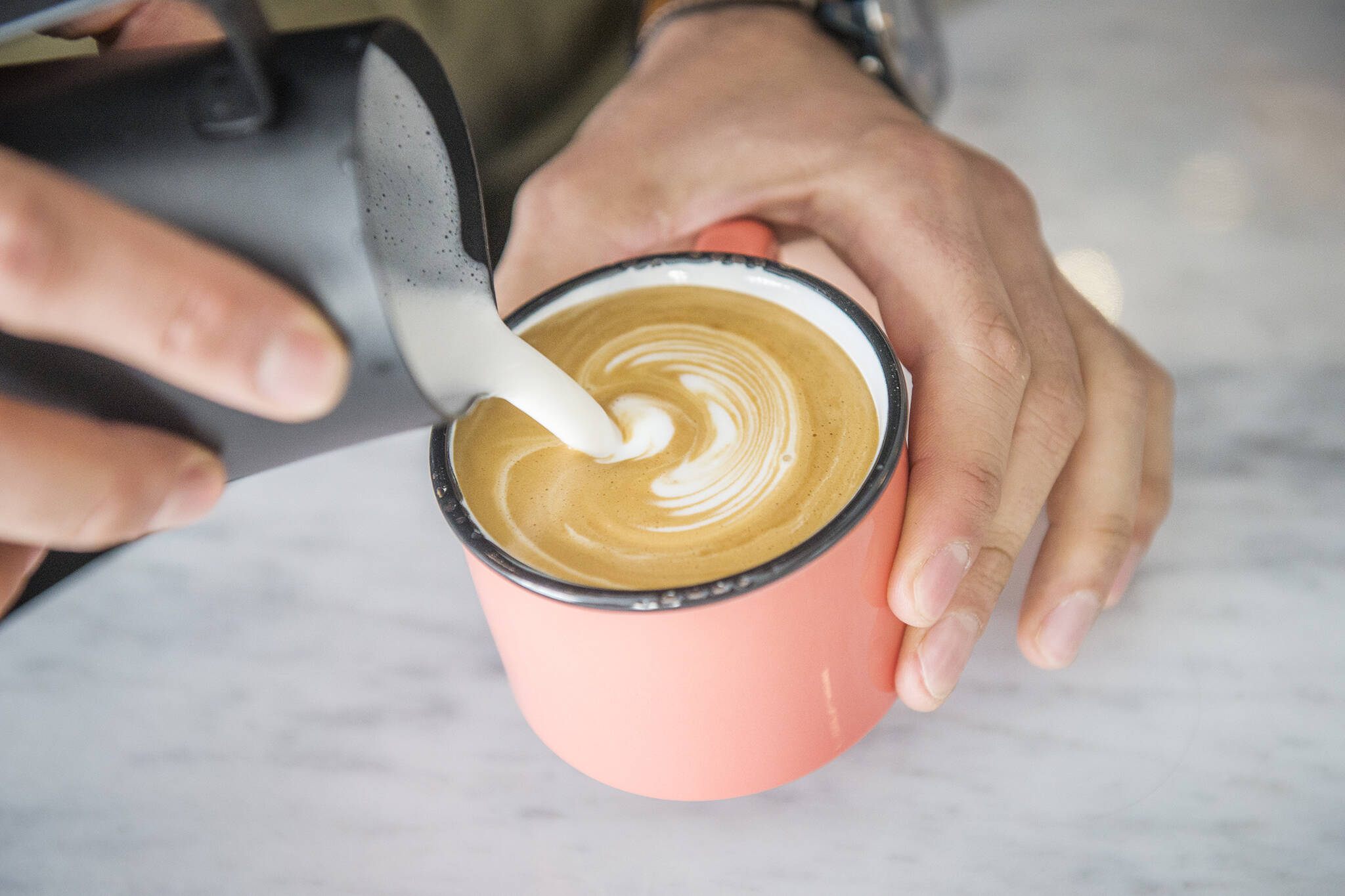 Bob Coffee Bar Toronto