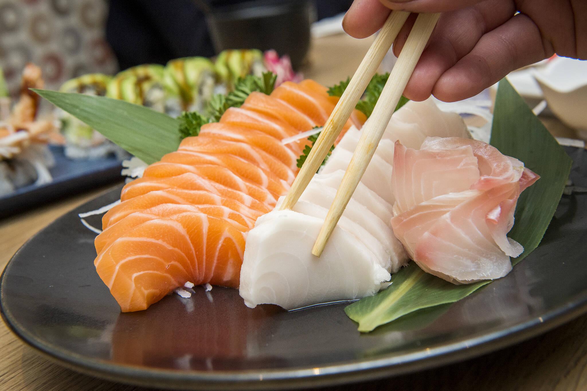 Yellowtail Sushi - blogTO - Toronto