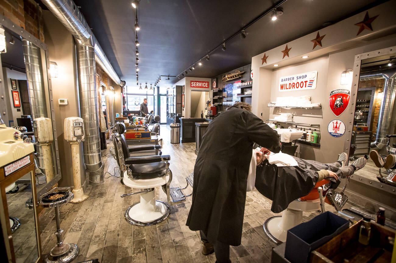 Driven Barber Blogto Toronto