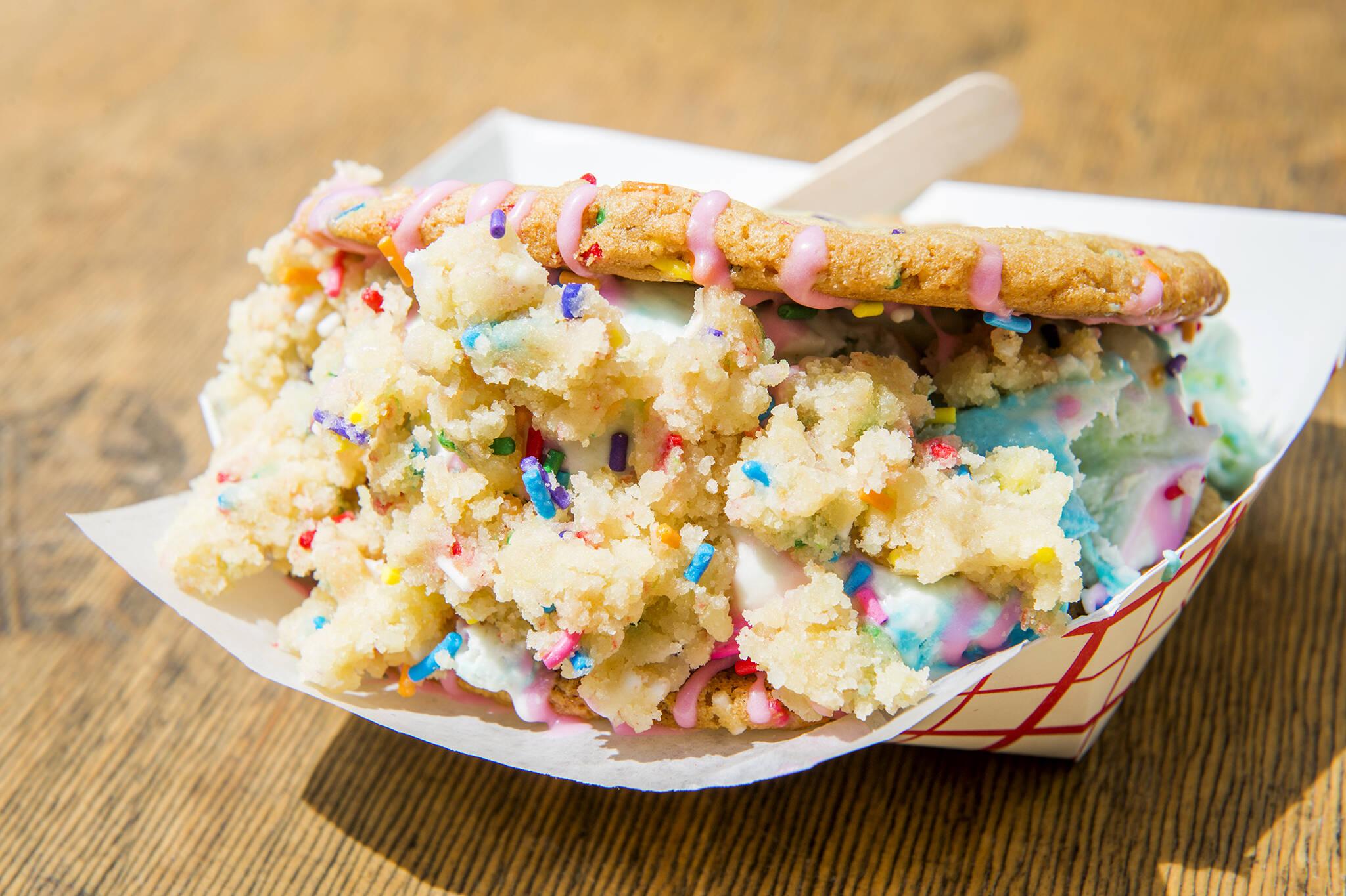 Short Sweet Bakeshop Toronto