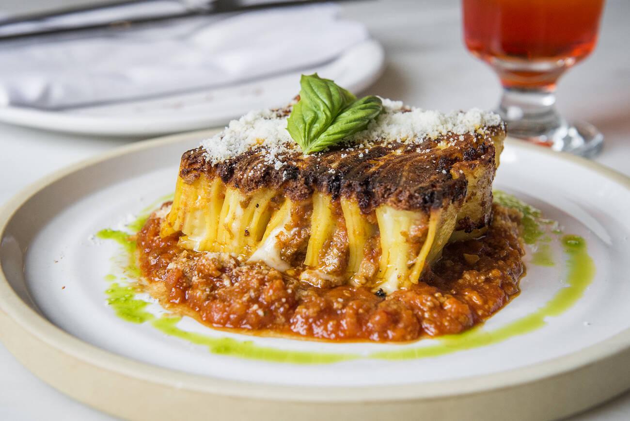 Lasagna Toronto Restaurants