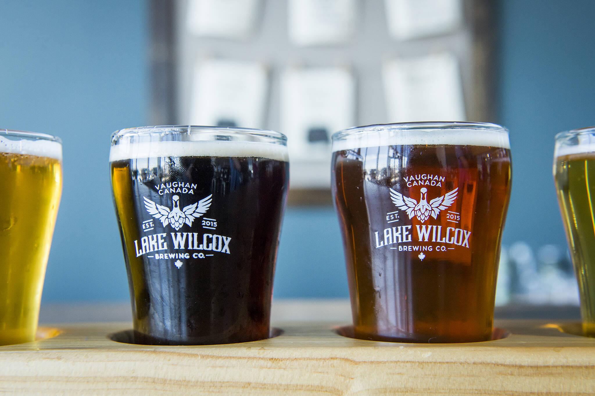 Lake Wilcox Brewing Toronto