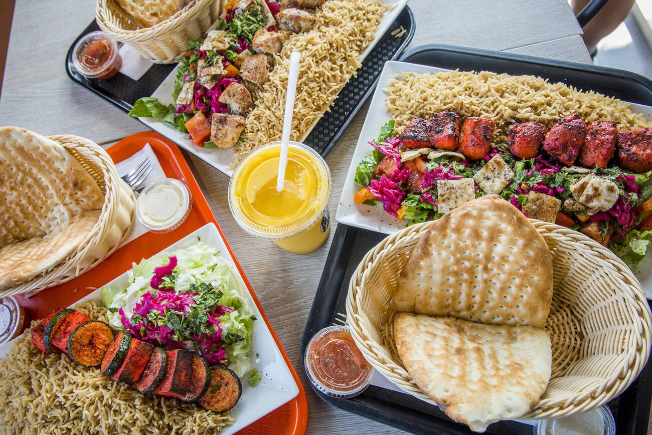 Naan kabob blogto toronto for Afghan cuisine toronto