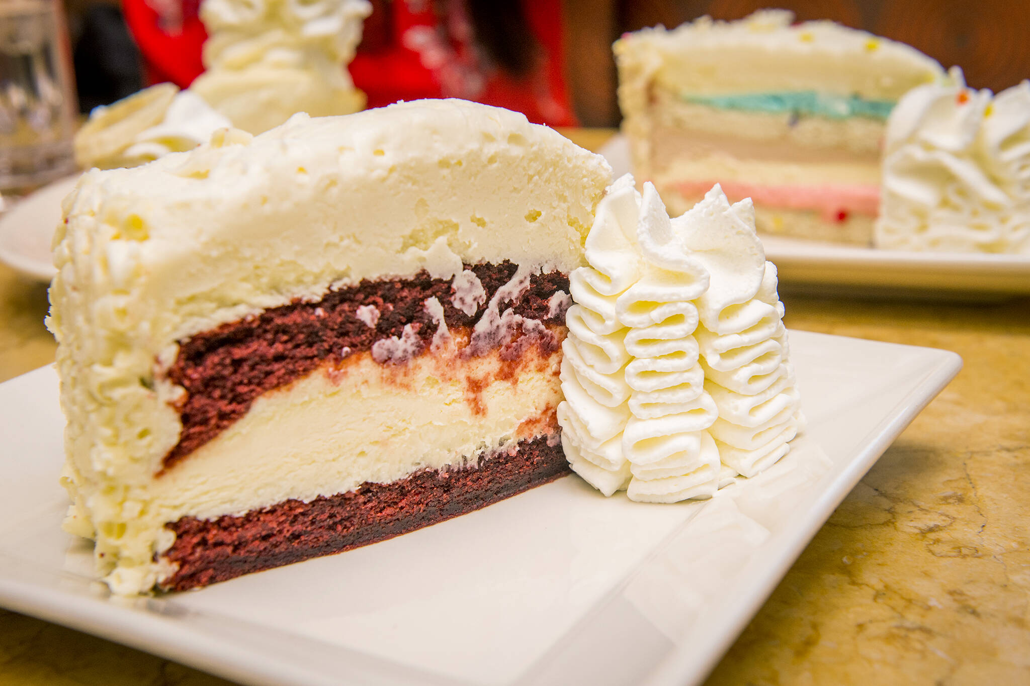 Cheese Cake Factory Cheese Cakes