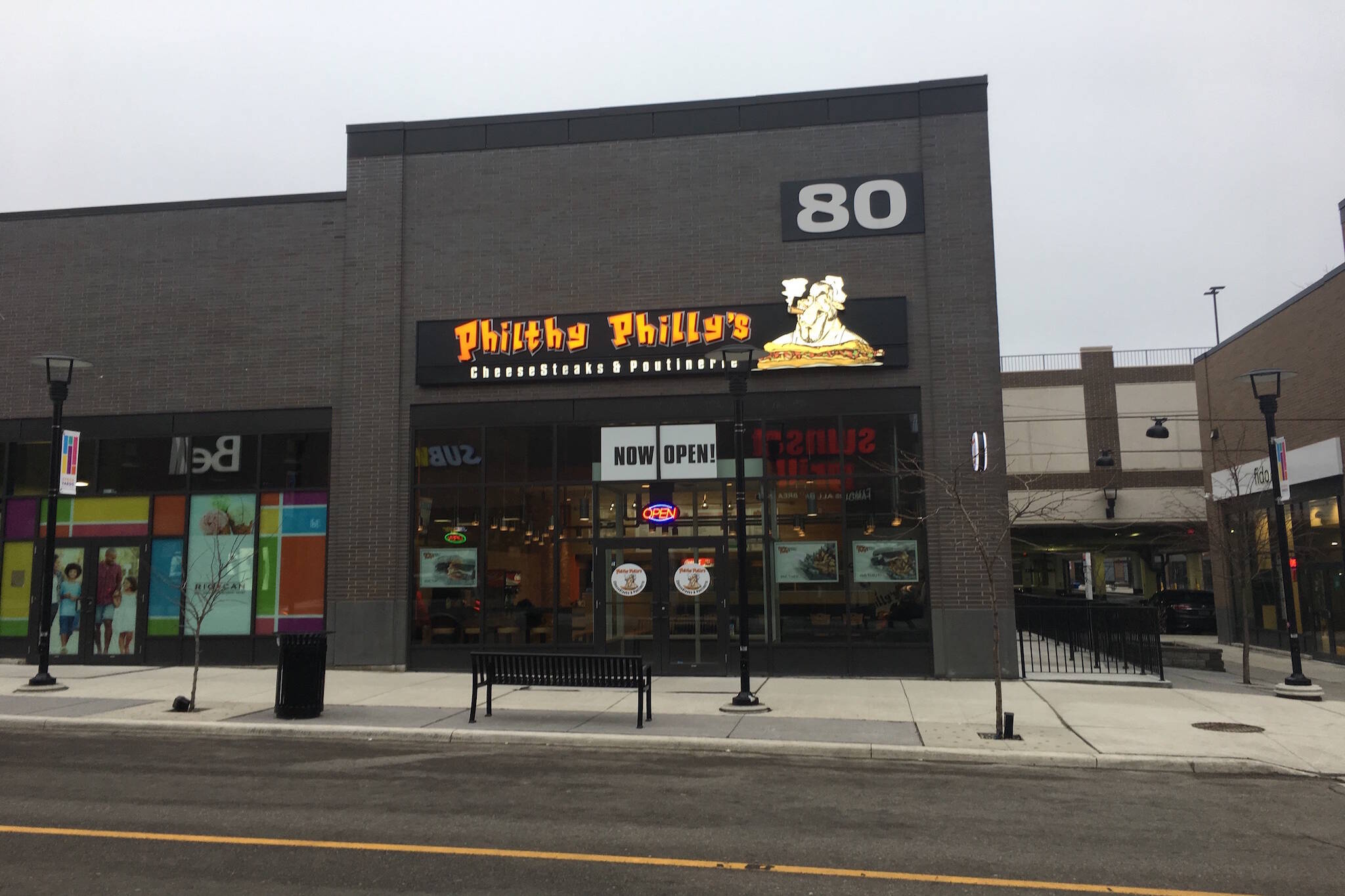 Philthy Philly Toronto
