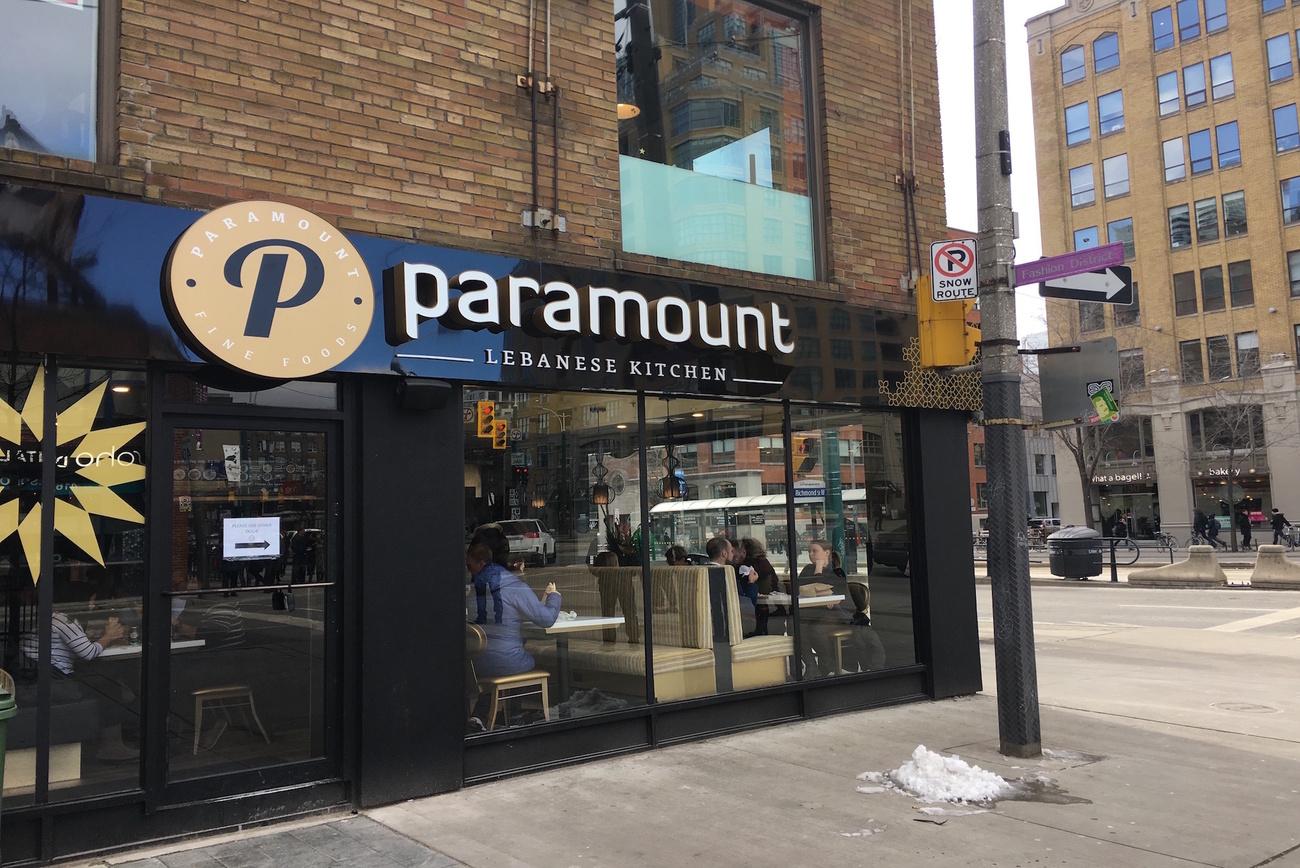 Kitchen Design App Paramount Fine Foods Spadina Blogto Toronto